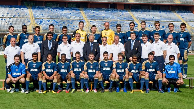 El Dínamo Zagreb se consagró cuatro veces campeón de Yugolasvia durante su pertenencia al país balcánico (Foto: uefa.com)