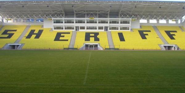 El equipo aurinegro fue el primer equipo en reforzarse con jugadores extranjeros en Moldavia (Foto: fc-sheriff.com)