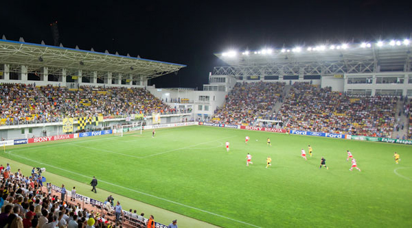 El cuadro de Transnitria ha dominado la liga moldava durante los últimos años (Foto: fc-sheriff.com).