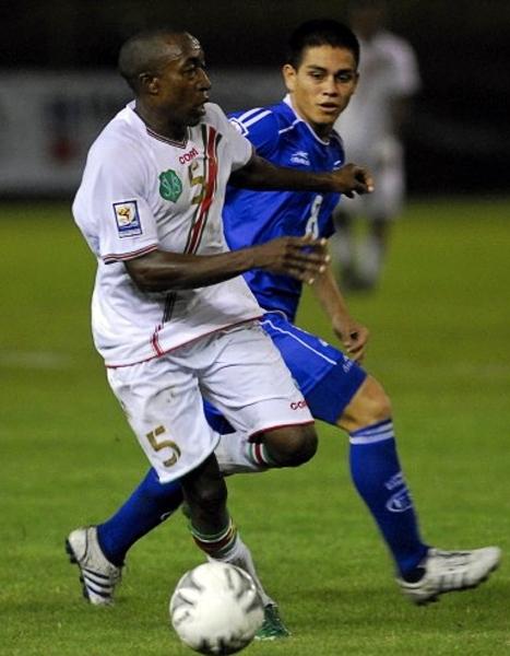 Pese a ser cuna de grandes futbolistas mundiales, Surinam no goza de un amplio palmarés en la CONCACAF (Foto: AFP)