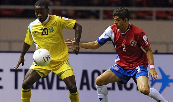 La selección de Guyana es una de los miembros fundadores de la CONCACAF. Probablemente por ese detalle es que no prefiere competir en esta parte del continente (Foto: AFP)