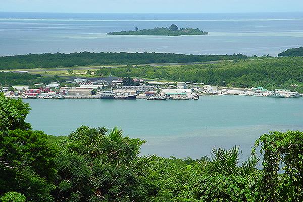 Pohnpei, una de las islas que componen Micronesia, está afiliada a la NF Board (Foto: Wikipedia)