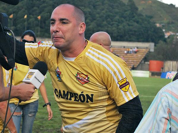 José Fernando Salazar es quien lleva las riendas del Águilas Doradas (Foto: Te cuento ¡Tú cuentas!)