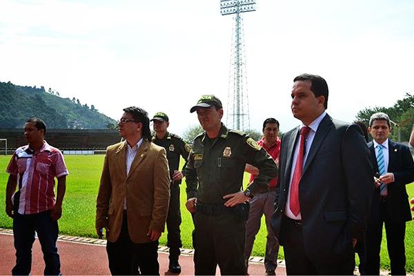 Carlos Andrés Trujillo fue quien desterró a las Águilas de su natal Itagüí (Foto: NotiBarranquilla).