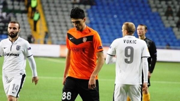 El Shakhter presentó en sociedad al fútbol kazako a Europa, y llegó a viajar a Grecia para enfrentar al PAOK en la Europa League 2013-14. (Foto: uefa.com)