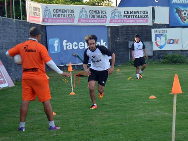 El famoso Werever le dio un impulso mediático al Murciélagos en su experiencia institucional. (Foto: prensa Murciélagos FC)