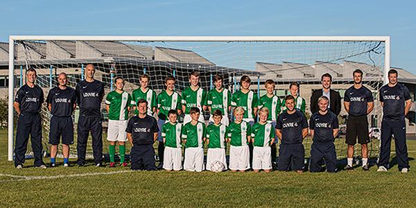 Selección de Guernsey. (Foto: Louvres Group)