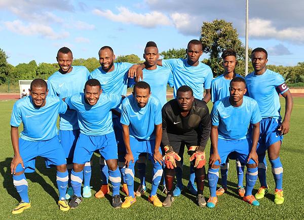 Selección de Mayotte. (Foto: farouk-abdou.blogspot.com)