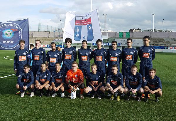 Selección de San Pedro y Miquelón. (Foto: FFF)