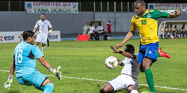 Guayana Francesa logró su clasificación a la Copa de Oro 2017 por primera vez. (Foto: Concacaf)