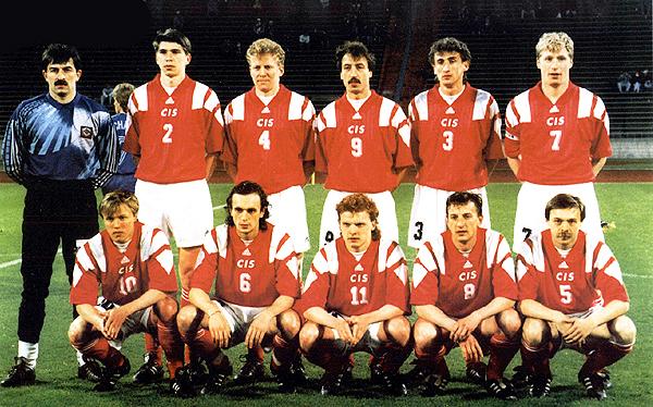 La selección de CEI debutó ante Estados Unidos, luego de ser habilitada por la FIFA. (Foto: Kicker)