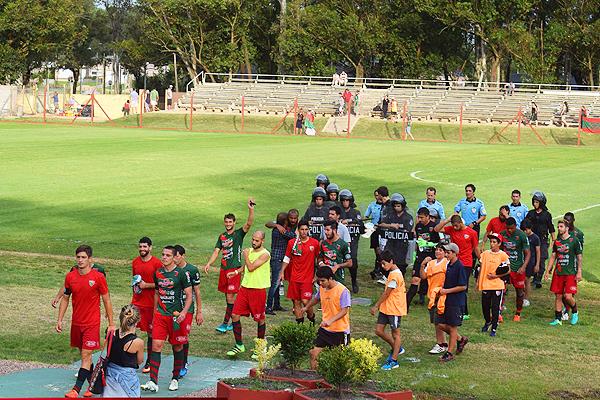 Boston River tendrá su primera experiencia internacional en la Copa Sudamericana 2017 (Foto: prensa Boston River)
