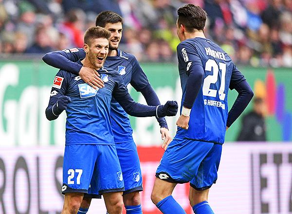 Hoffenheim sabrá lo que es jugar la fase de grupos de la Champions League 2018/19. (Foto: Prensa TSG 1900 Hoffenheim)