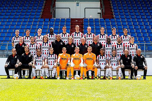 Willem II no se llamaba así cuando se fundó (Foto: Prensa Willem II).