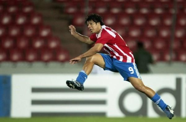Robin Ramírez es una de las principales cartas goleadoras de Paraguay (Foto: Reuters)