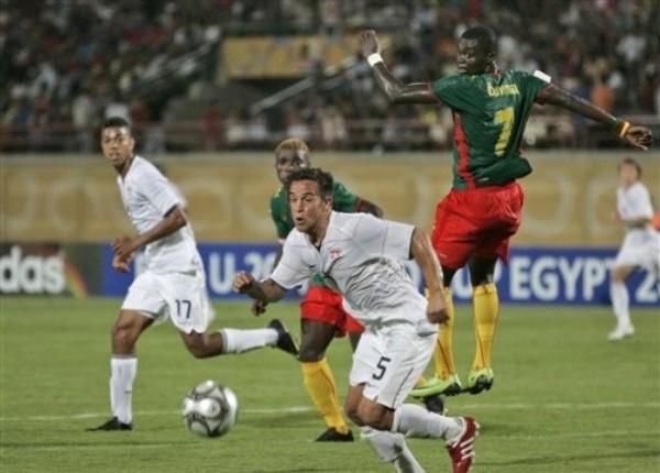 Camerún y Estados Unidos fueron dos que anduvieron por debajo de su nivel conocido en el torneo (Foto: AP)