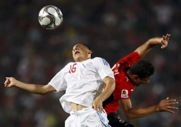 Paraguay y Egipto protagonizaron uno de los mejores partidos del torneo. Al final, ambos llegaron a menos de lo que aspiraban (Foto: Reuters)