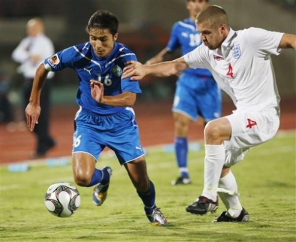Uzbekistán se fue del Mundial con la satisfacción de haberle empatado a Inglaterra (Foto: AP)