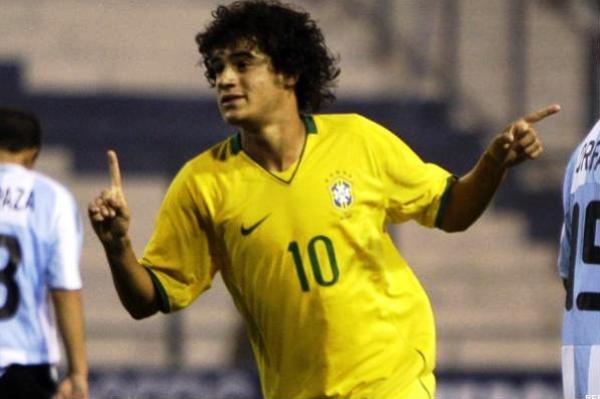 Ante la ausencia de Neymar, Philipe Coutinho es uno de los llamados a tomar la batuta del Scratch (Foto: elheraldo.co)