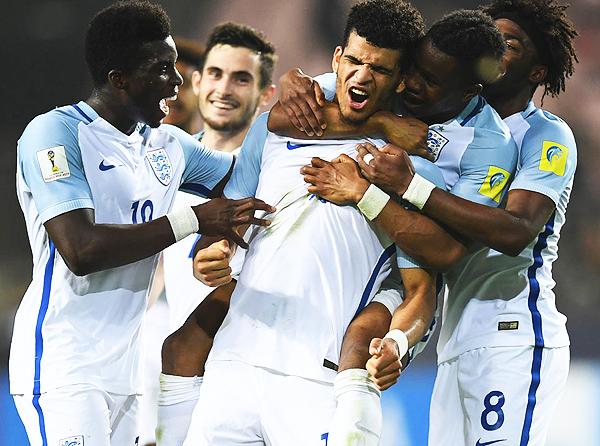 Solanke se debe convertir en poco tiempo en el nuevo goleador de la selección inglesa. (Foto: Getty Images)