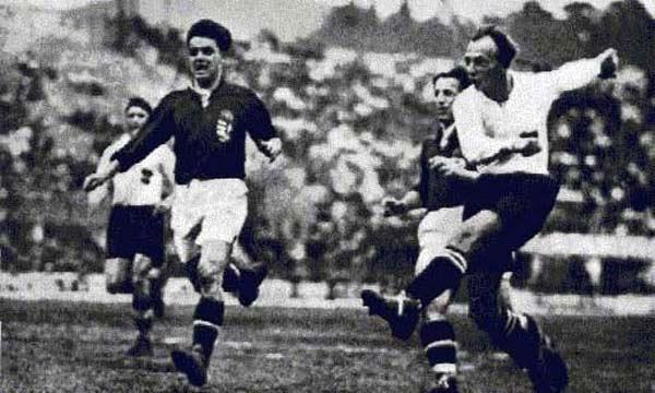 Matthias Sindelar llegó a enfrentar a la selección de Hungría defendiendo a Austria en el Mundial de 1934 (Foto: Facebook)