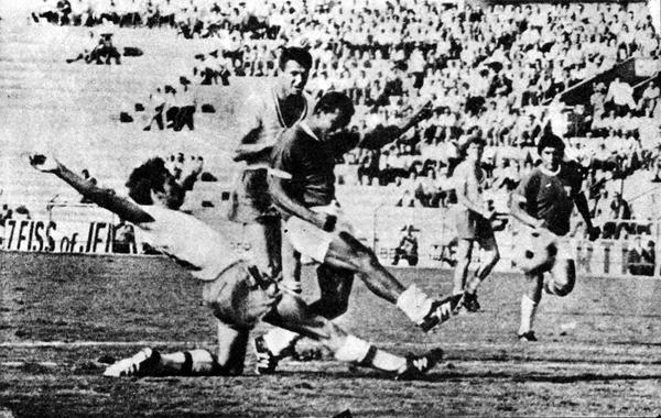 Los goles de Teófilo Cubillas siempre estuvieron presentes en las palabras de 'Pocho' como una forma de causar expectativa alrededor del 'Nene' (Foto: libro Goles con Historia, Teodoro Salazar Canaval)