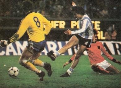 Foto: revista El Gráfico Argentina