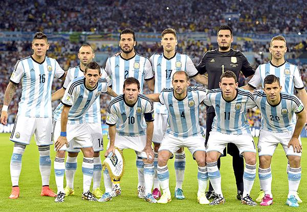 Argentina (Foto: AFP)