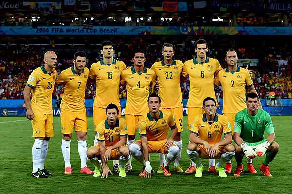 Australia (Foto: AFP)