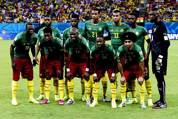 Camerún (Foto: AFP)