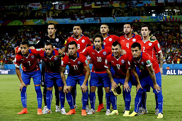 Chile (Foto: AFP)