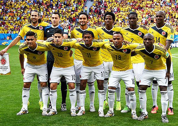 Colombia (Foto: AFP)