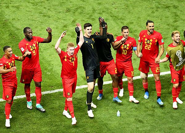 Bélgica hace historia en Rusia. ¿Puede ser campeón? (Foto: FIFA)