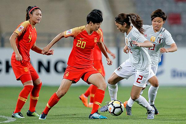 China es habitual animadora de los Mundiales. (Foto: AFP)