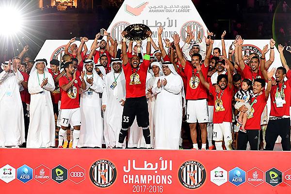 Foto: prensa Al Jazira Club