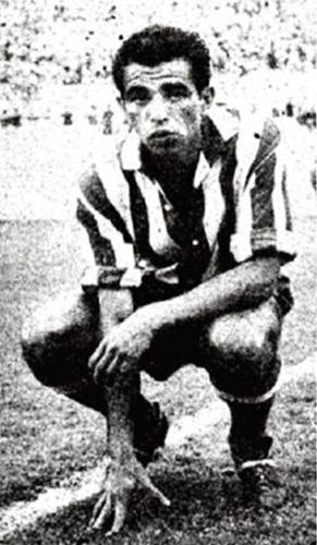 Vavá, el histórico goleador brasileño que anotó tanto en la ida como en la vuelta para el Atlético de Madrid (Foto: colchonero.com)