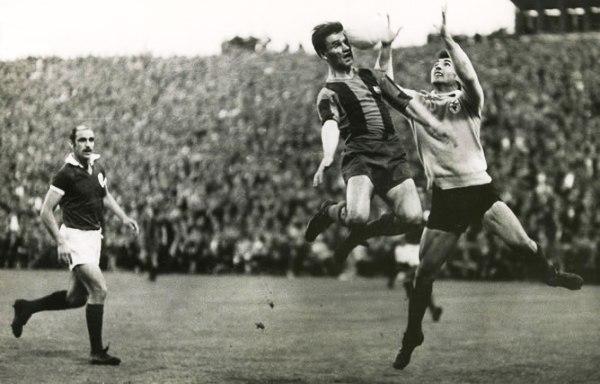 Un ajustado 3-2 le dio el triunfo a Benfica sobre el Barcelona en la final de 1961 (Foto: EFE)