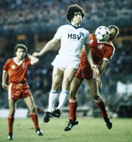 Nottingham Forest obtuvo su segunda Copa de Europa en 1980 luego de vencer por 1-0 al Hamburgo (Foto: dailymail.co.uk)