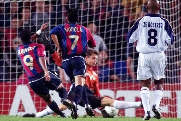 El Barcelona eliminó al Leverkusen de la Champions 2002/2003. Ahora va por la repetición del plato. (Foto: sport.es)