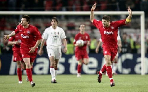 Ganar por tres goles de diferencia no fue suficiente para que el Milan le ganara a un Liverpool que primero le empató a los italianos y luego les ganó en la tanda de penales de 2005 (Foto: Picasa)
