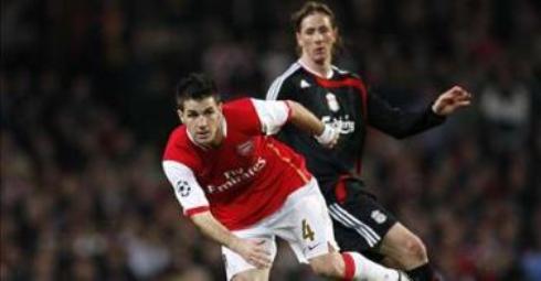 Dos de fantasía: Fabregas y el 'Niño' Torres (Foto: Eurosport)