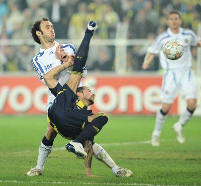 El Fenerbahce apeló a todas las armas para remontar y lo consiguió en el segundo tiempo (Foto: fenerbahce.org)