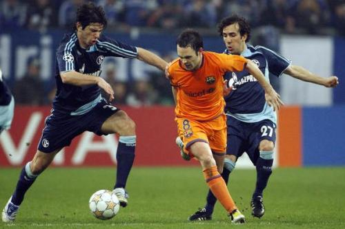 Andrés Iniesta fue el más destacado jugador para DeChalaca FC en la jornada de Fantasy (Foto: UEFA.com)