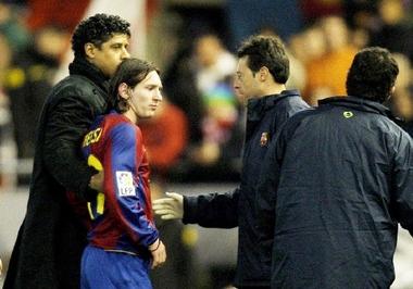 La recuperación plena de Messi también es un factor decisivo para las posibilidades blaugranas (Foto: lionelmessi.org)