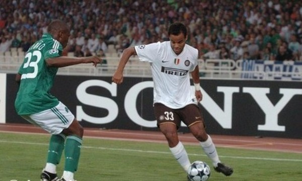 Mancini debutó en Europa con el Inter en Atenas y lo hizo con gol (Foto: inter.it)
