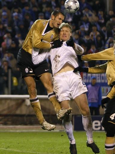 El Zenit, vigente campeón de la UEFA, no pudo con la Juventus y quedó eliminado (FIFA.com / AFP)