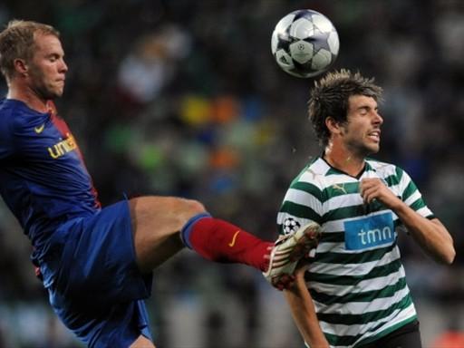 El Barcelona pasó por encima al Sporting y se aseguró el liderato del grupo C (Foto: FIFA.com / AFP)