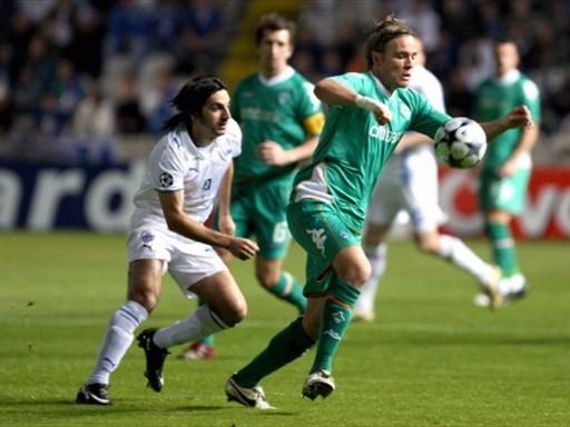 El Bremen sigue sin poder ganar en la Champions, aunque esta vez al menos levantó un 'score' adverso para sacar un empate de Chipre (Foto: FIFA.com / AFP)