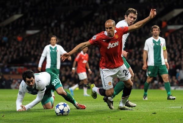Manchester United tiene una ligera ventaja para salir airoso en su llave ante Olympique Marsella, elenco al que nunca enfrentó en una competición europea (Foto: AP)