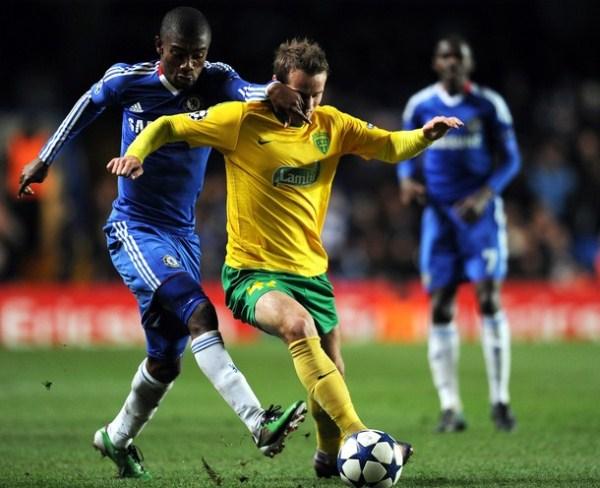 Chelsea arrasó en la Fase de Grupos y ahora, aparentemente, tiene una misión accesible ante el Cpoenhagen danés (Foto: AP)